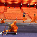 Shaolin Mönche Training