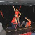 chorus kids - western dance