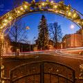 Oschatz Süd zur Weihnachtszeit
