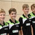 2. Jugend: Bezirksliga Nord, 1. Platz