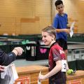 Jungen 15 - Siegerehrung