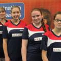 2. Damen: Badenliga, 7. Platz
