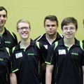 2. Herren: Bezirksliga Nord (9. Platz)