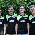 2. Jugend: Bezirksliga: 2. Platz