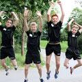 1. Jugend: Verbandsliga, 1. Platz