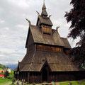 Stabkirche von Hopperstad