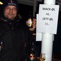 Ein arktisches Bier muss man schon trinken.