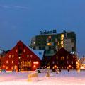 Abendstimmung in Tromsö.