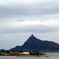 Der Hestmannen macht auch vor der typisch norwegischen Küste eine gute Figur.