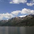 Schönes Wetter am Sørfjord.