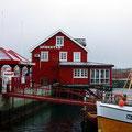 Brønnøysund ist uns ein kleiner Spaziergang wert.