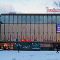 Der moderne Trondheimer Markt.