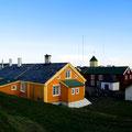 Natürlich wird die Festung von Vardø besichtigt.