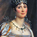 """François Pascal Simon, Baron Gérard """"Portrait de l'impératrice Joséphine""""1808"""