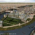 остров Сите, Париж