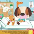 Le vétérinaire - à chacun son métier - ed. Mila  © laurence jammes/all rights reserved