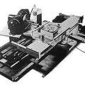 Prototipo de Tomógrafo diseñado por Hounsfield en 1970