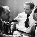 Bohr, Heisenberg y Pauli