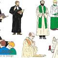 kirchliche Tätigkeiten