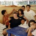 El Salvador 2000, 2001