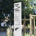 Ville de Genève | Nouvelle signalétique de l'Ensemble des Minoteries |  création en duo avec Paperplane, studio de communication visuelle.