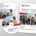 World Congress of Cardiology 2010 | CD et flyer. En collaboration avec l'agence CPE.