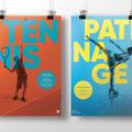 Ville de Genève | Promotion du sport en Ville de Genève | collaboration pour Paperplane, studio de communication visuelle.