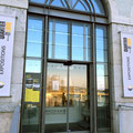 SIG | exposition Rhodanie, Bertrand Stofleth | réalisation de l'affiche ainsi que la déclinaison des supports média.