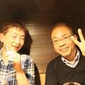古田さんも飛び入り参加。