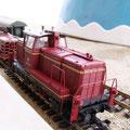 佐古ちゃんの鉄道模型も大活躍!