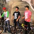BMXチーム「HANGOUT」