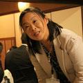 ゲストスピーカーの岡本靖子様
