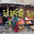 Markt in Panauti