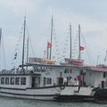 Schiffe für Tagesausflügler