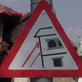 ernstzunehmende Warnung