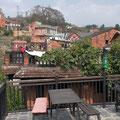 Ausblick vom Dachgarten