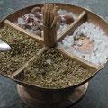 zum Nachtisch Gewürze mit Kandiszuscker