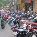 Mopeds aller Orten