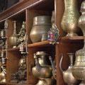Kunsthandwerk und Touristen-Souvenirs