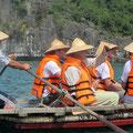 Piraten entern das Fischerdorf