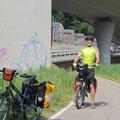 weiter Richtung Brenner