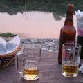 gutes, gekühltes Ghorka-Bier