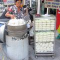 Dumplings - eine Art Hefeknödel