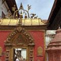 Eingangstor zum Königspalast - drin Fotografieren verboten