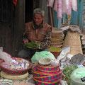 Leben und arbeiten auf der Straße