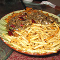 fritiierte Maden, Fische und Krebse - oder waren es doch Käfer?