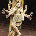 Hindu-Göttin Durga