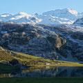 Picos de Europa, Lagos de Covadonga