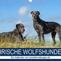 Kalender Irische Wolfshunde