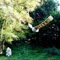 Eule. Müllerpark Wattwil (1991)